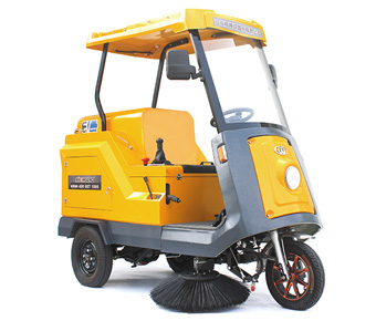 G30 AUTOMATIC MULTIFUNCTION HIGH PRESSURE ROAD SWEEPER TRICYCLE