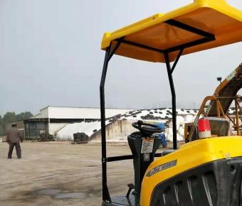 铭创C120P万博体育app最新版本万博万博体育官网式扫地车服务于工厂