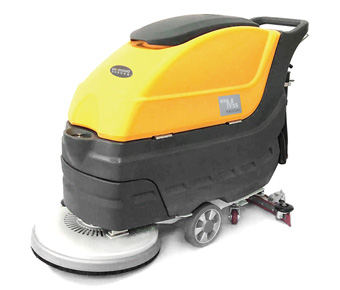 M55A MANUAL/AUTOMATIC WALK-BEHIND AUTOSCRUBBER