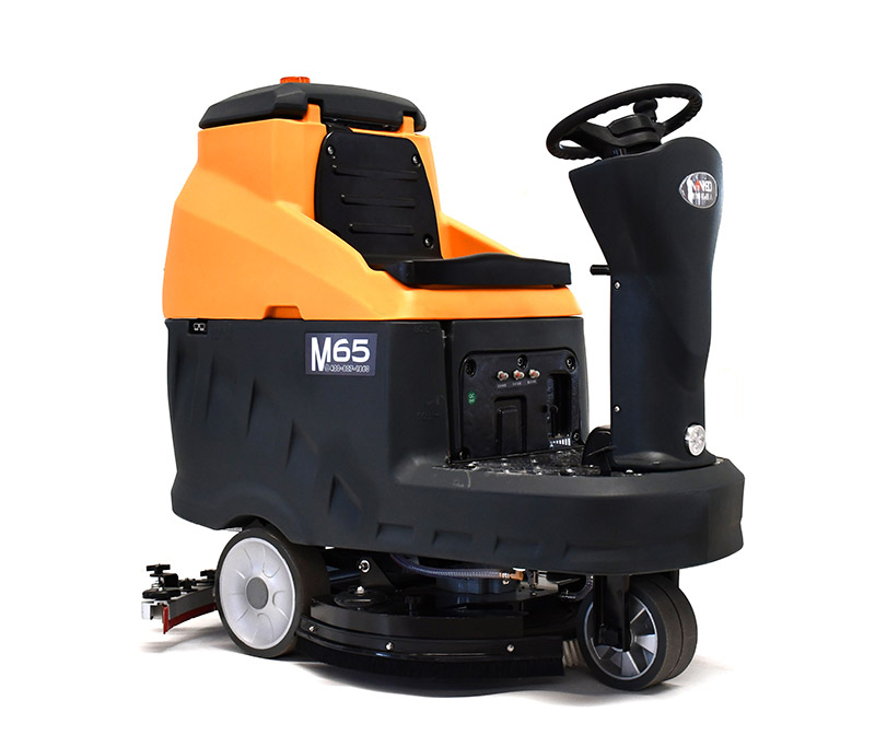 M65 ELECTRIC RIDE-ON AUTOSCRUBBER
